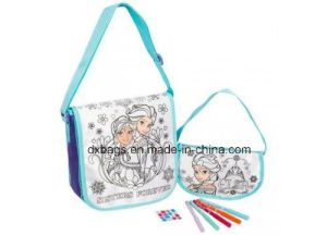 Frozen 2 Pack Colour Your Own Bag pictures & photos