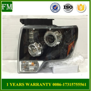 2009-2014 for Ford F-150 LED Angle Eyes Headlight pictures & photos