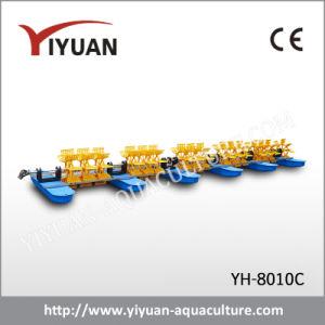Yh-8016c Diesel Motor Paddle Wheel Aerator, Aerators for Aquaculture pictures & photos