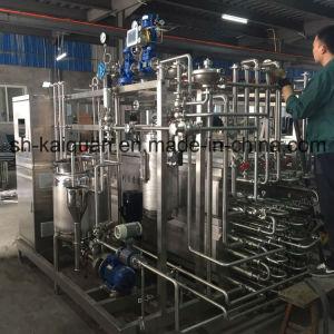 Automatic Uht Tubular Sterilizer Uht Sterilization Machine Juice Pasteurization Price pictures & photos