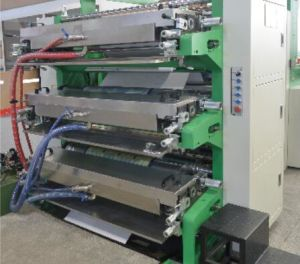 Afpf 1020-P3 Notebook/Exercise Book Flexo Printing Mmchine for Production Line pictures & photos