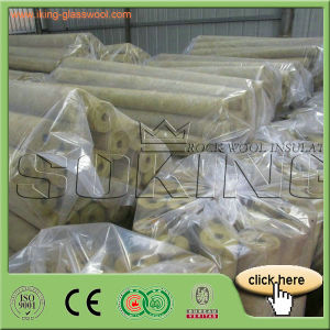 Insulation Rock Wool for Steel Pipes pictures & photos