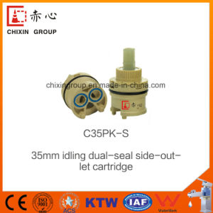 35mm Idling Dual Seal Side-Outlet Cartridge pictures & photos