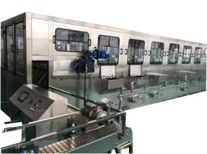 Automatic 5 Gallon Drinking Barrel Water Filling Bottling Machine for 18.9L 20L 18L pictures & photos