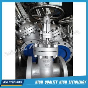 DIN 3325 Stainless Steel Rising Stem Gate Valve pictures & photos