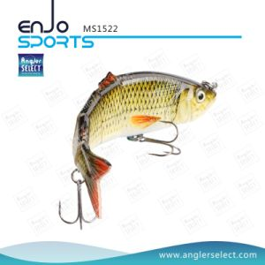 Multi Jointed Life-Like Fishing Gear Big Game Fishing Bait Deep Diving Fishing Tackle Fishing Lure pictures & photos