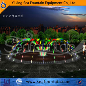 Seafountain Design Outdoor in Ground Ss304 Material Fountain pictures & photos