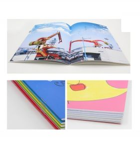 Economic Printing Services Book Printing with Long-Term Service pictures & photos