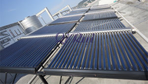Solar Hot Water Project with CE Approval pictures & photos