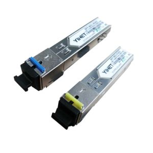 1.25g Wdm SFP Transceiver Module GBIC 20km (PHY-3524-1Sx) pictures & photos