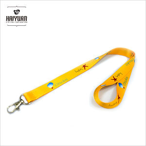 Multi-Color Custom Logo Printed Polyester Lanyard for Promotion Event pictures & photos