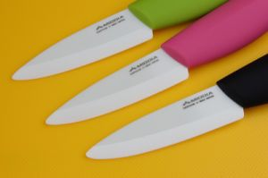 "3"" Ceramic Paring Knife, Dinner Knife, Cutlery pictures & photos"