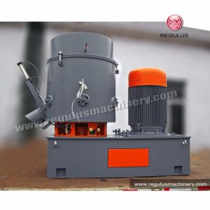 Plastic PP PE Pet Scrap Waste Recycling Agglomerator pictures & photos