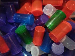 Airtight Hinged Vials 75 Per Case 60 DRAM Pop Top Bottle Rx Vial Medical Grade Pill Box Herb Container pictures & photos