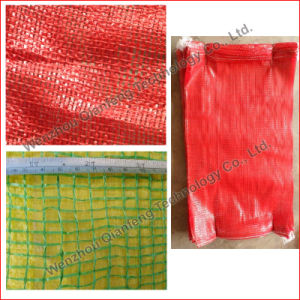 Plastic Mesh Bag Weaving Loom Machine Manufacture pictures & photos
