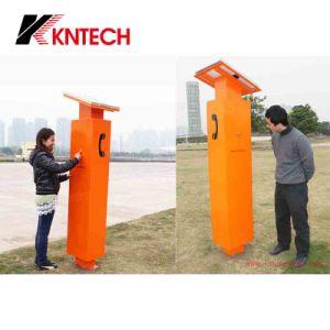 Solar Sos Button Native VoIP Emergency Phone G3000 Kntech pictures & photos