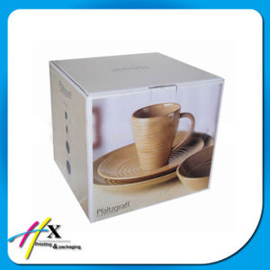 Custom Printed Corrugated Paper C1s Gift Paper Packaging Box pictures & photos