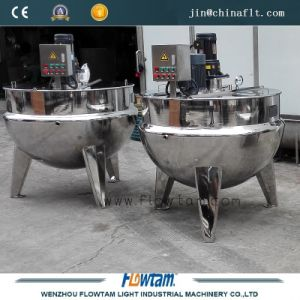 Stainless Steel Double Jacketed Candy/Fudge Steam Kettle pictures & photos