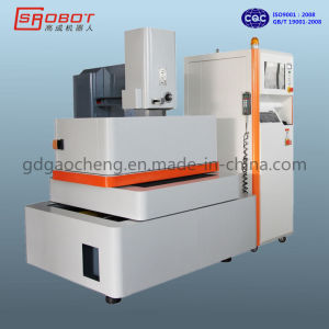 CNC Medium Speed Wire Cut EDM Machine Ecocut6380 pictures & photos