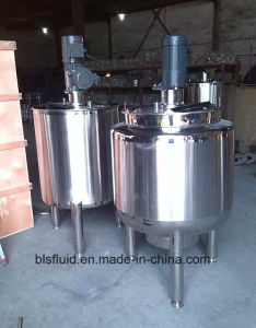 Food Grade Electric Heating Chocolate Paste /Sugar Melting Tank pictures & photos