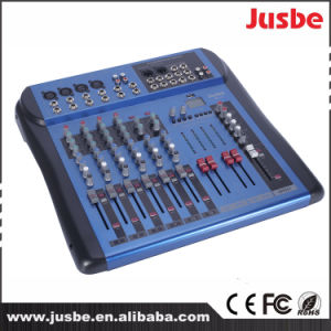 Sound System 8-Channel Audio DJ Mixer Controller with USB pictures & photos
