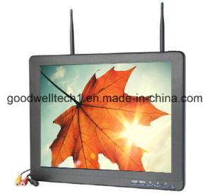 No Blue Screen 12.1 Inch LCD Monitor for Aerial Photography pictures & photos