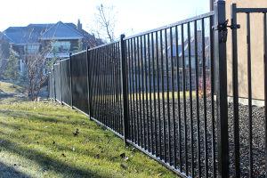 Classical Polular Environmental Free Maintenance Garden Fence pictures & photos