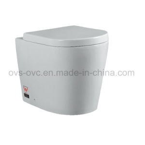 Ceramic Wall Hang Toilet Wc for New Toilet pictures & photos