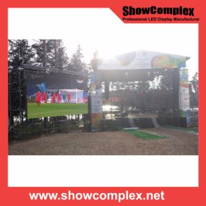 Full Color P4.8 Outdoor Rental LED Display pictures & photos