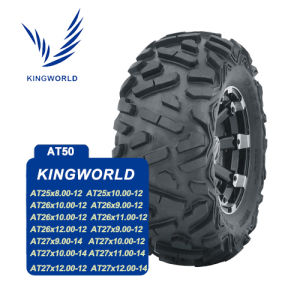 Side by Side ATV Tires 25X10-12 25X8-12 20X10-10 18X9.5-8 pictures & photos
