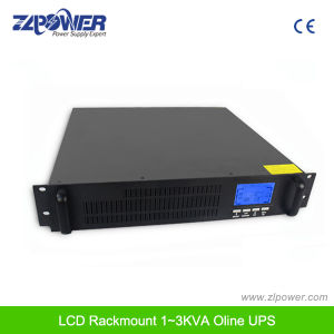 UPS Power Supply, Rack UPS, Online UPS, 1k-6kVA. Withbattery or Without Battery pictures & photos