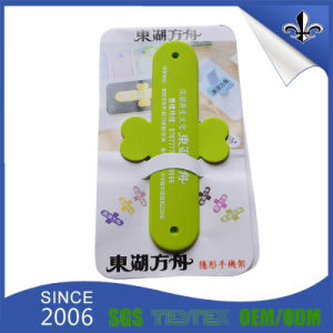 China Factory Cheap Price Sale Fashion Silicon Phone Stand for Cell Phone pictures & photos