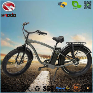 Alloy Frame 500W Fat Tire Electric Beach Bike for Adult pictures & photos
