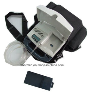 Mini Portable Battery Operated Oxygen Concentrator pictures & photos