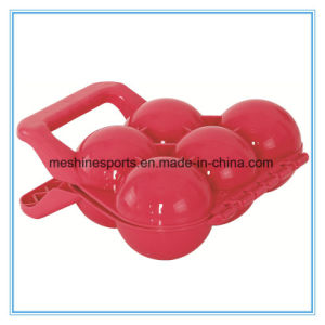 Plastic Round Multi-Snow Ball Maker for Kids pictures & photos