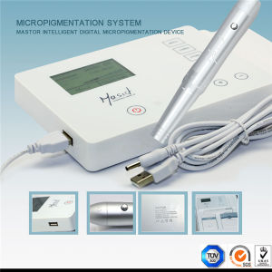 Mastor Brand Intelligent Digital Tattoo Machine/Micropigmentation&Micro Needling System pictures & photos