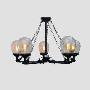 Retro Hanging Iron Pendant Light for Villa pictures & photos