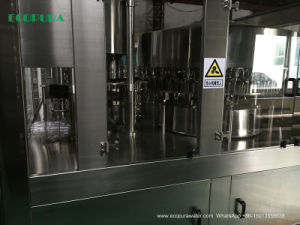 Soda Water Filling Machine / CSD Bottling Line (3-in-1 DHSG32-32-12) pictures & photos