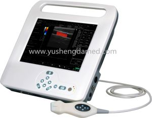 Hot Sale Touch Screen Color Ultrasound Scanner pictures & photos