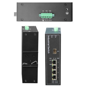 Industrial Switch 4ge+2SFP Full Gigabit Poe Optional pictures & photos