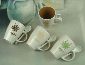 New Small 12oz Hot Selling Bulk Ceramic Mug with Handle pictures & photos