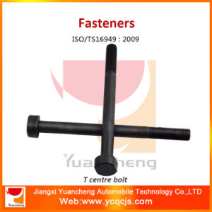 Truck Fastener Parts Leaf Spring Center Bolts pictures & photos