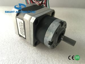 NEMA 17 Gear Reducer Stepper Motor, Planetary and Spur Gearbox pictures & photos