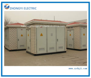 Intelligent Integration 11kv Gas Insulated Electric Distribution Substation Equipment pictures & photos