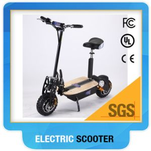 New 2017 Best High Speed Two Wheel Ce&RoHS 60V Lithium Battery 2000W Brushless Motor Cheap EEC Electric Scooter for Adults pictures & photos