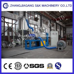 Plastic Recycling Line for Film Squeezing and Pelletizing pictures & photos