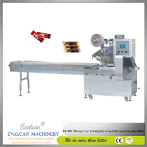 Zl Series Chocolate Bar Packing Machine pictures & photos