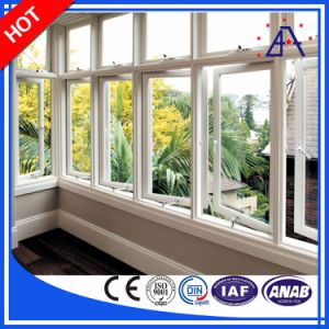 Aluminum/Aluminium Strom Doors and Window pictures & photos