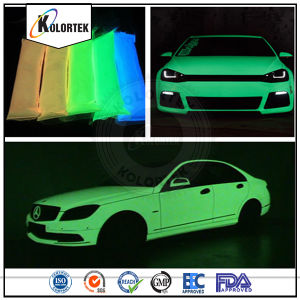 Glow in The Dark Automotive Paint Additive, Glow in The Dark Pigments pictures & photos
