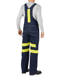 Wu-K32 Dust Proof Overall Denim Reflective Work Uniform for Men pictures & photos
